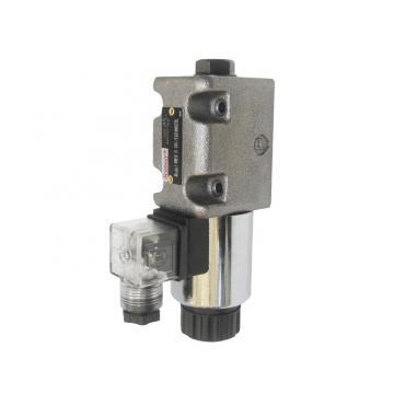 Parker fluid control valve 3 port 73312BN3RNJOC111P3 110V 10-180 psi 3/8 orifice